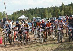 Mountain Bike Race